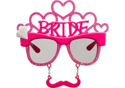 Bride Sun-Stache