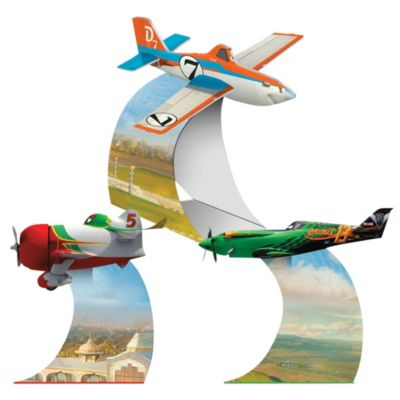 Planes Decorating Kit 3pc