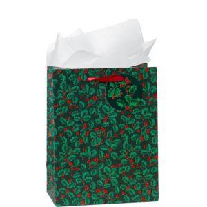 Christmas Holly Gift Bag