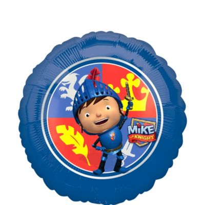 Mike the Knight Balloon