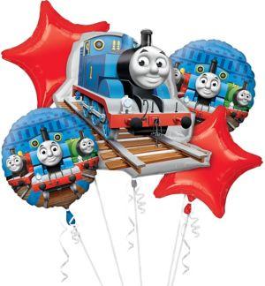 Thomas the Tank Engine Balloon Bouquet 5pc