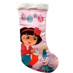 Dora the Explorer Christmas Stocking