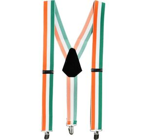 Irish Flag Suspenders