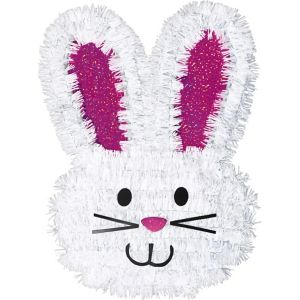 Tinsel Easter Bunny