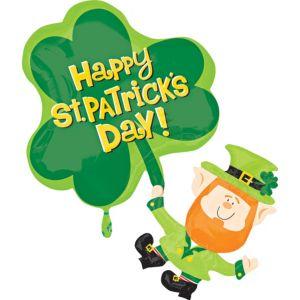 St. Patrick's Day Balloon - Leprechaun