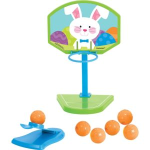Easter Bunny Finger Basketball Game 8pc