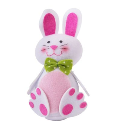 Felt Easter Bunny Plush