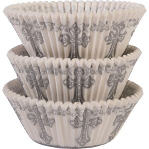 Communion Baking Cups 75ct