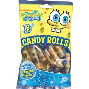 SpongeBob Candy Rolls 16ct