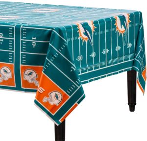 Miami Dolphins Table Cover