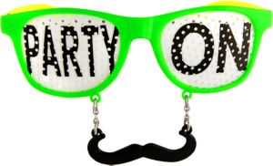 Party On Sun-Staches