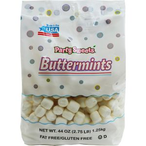 White Buttermints 380pc