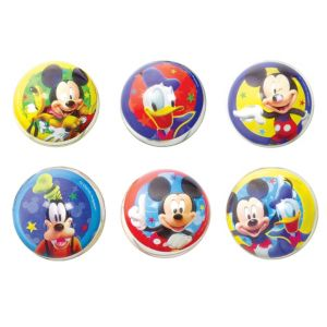 Mickey Mouse Clubhouse Bounce Balls 6ct