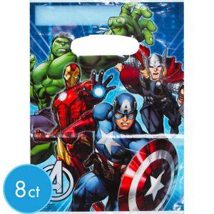 Avengers Favor Bags 8ct