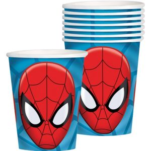 Spider-Man Cups 8ct
