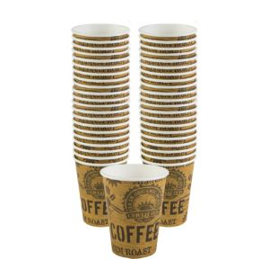 BOGO Classic Roast Paper Coffee Cups 40ct
