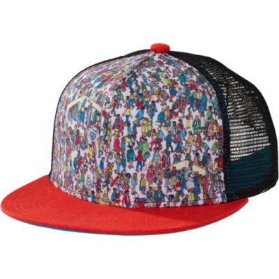 Wheres Waldo Trucker Hat