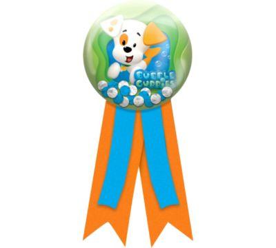Bubble Guppies Award Ribbon