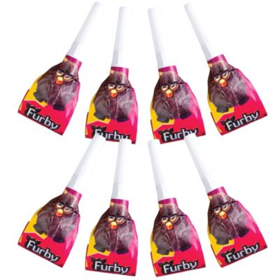 Furby Blowouts 6ct