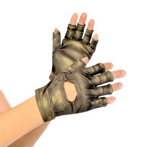 Child Captain America Gloves - The Winter Soldier