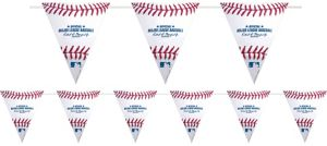 Rawlings Baseball Pennant Banner