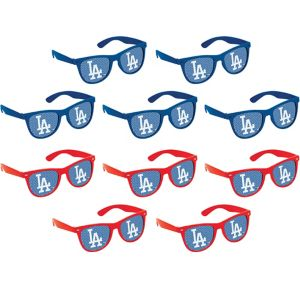 Los Angeles Dodgers Printed Glasses 10ct