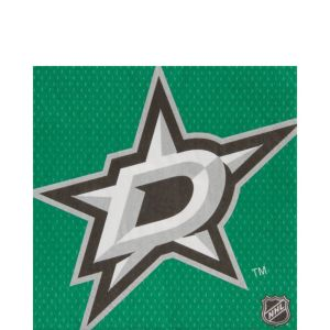 Dallas Stars Lunch Napkins 16ct