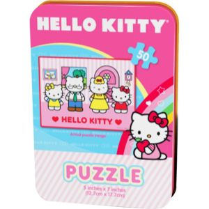Hello Kitty Mini Puzzle 50pc