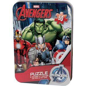 Avengers Mini Puzzle 50pc