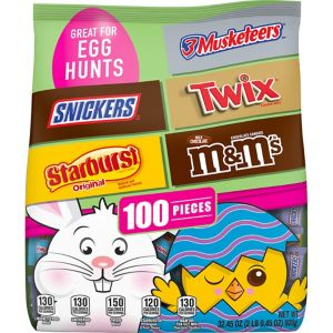 Mars Milk Chocolate & Candy Easter Mix 110ct