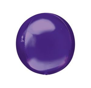 Purple Orbz Balloon