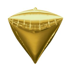 Gold Diamondz Balloon