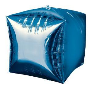 Blue Cubez Balloon