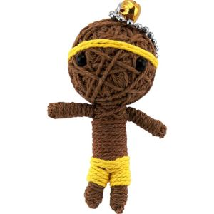 Rikki Voodoo Doll Key Chain
