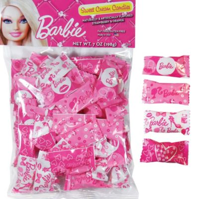 Barbie Cream Candies