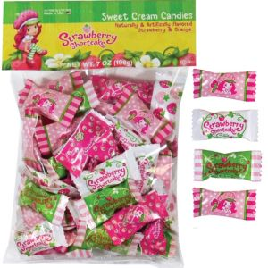 Strawberry Shortcake Cream Candies