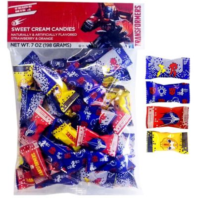 Transformers Cream Candies 56ct