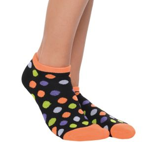 Spooky Dot Ankle Socks