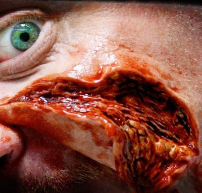 Gouged Flesh Prosthetics