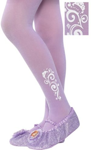 Child Sofia the First Tights