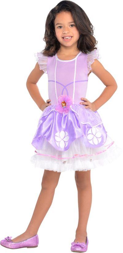 Girls Tutu Sofia the First Dress