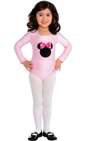 Child Minnie Mouse Bodysuit