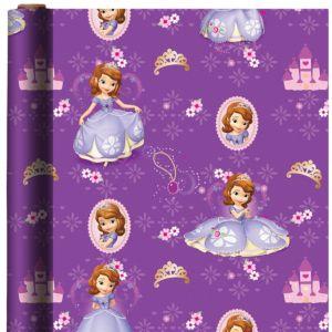 Princess Sofia Gift Wrap