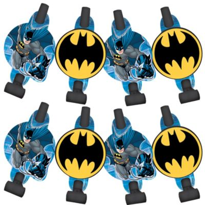 Batman Blowouts 8ct