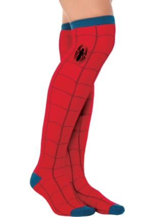 Spider-Girl Over-the-Knee Socks