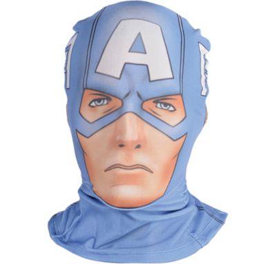 Captain America Partysuit Mask