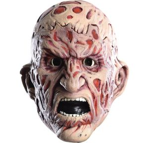 Freddy Krueger Double Mask - A Nightmare on Elm Street