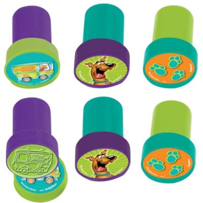Scooby-Doo Stampers 6ct