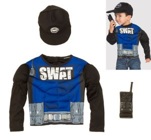 Child Muscle SWAT Accessory Kit