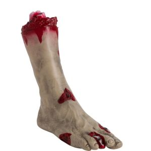 Severed Zombie Foot